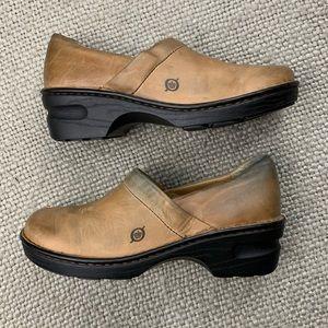 Women's born slip on shoes